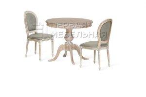 Стол Монтана, стул Луиз - Мебельная фабрика «Первая мебельная фабрика»