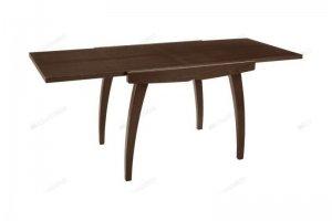 Стол Мурано раздвижной квадратный шпон - Мебельная фабрика «Лидер»