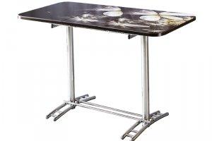 Стол на кухню Элегия - Мебельная фабрика «GlassArt»