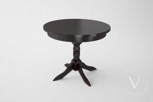 Стол на одной точеной опоре - Мебельная фабрика «ВерноКухни»