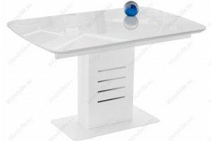 Стол на тумбе Кейтлин раскладной - Импортёр мебели «Woodville»