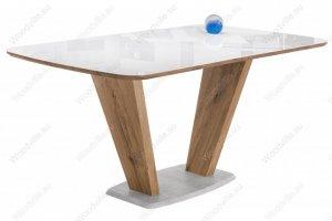 Стол на тумбе Петир - Импортёр мебели «Woodville»