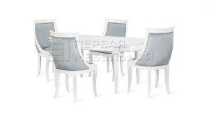 Стол Натали, стул Глори - Мебельная фабрика «Первая мебельная фабрика»