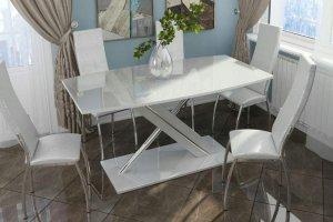 Стол обеденный 1 - Мебельная фабрика «Хамелеон»