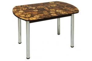 Стол обеденный с фотопечатью - Мебельная фабрика «VALERIA»
