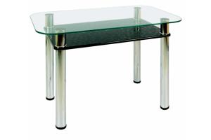 Стол обеденный 3.4 - Мебельная фабрика «Мебель из стекла»