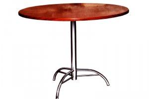 Стол обеденный 7 круглый - Мебельная фабрика «Модерн»