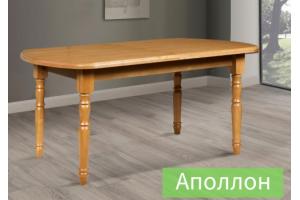 Стол обеденный Аполлон 01 - Мебельная фабрика «Мебель-класс»