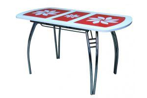 Стол обеденный Астра 2 - Мебельная фабрика «Bravo Мебель»