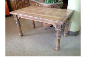 Стол обеденный деревянный Ясень - Мебельная фабрика «Леспром»
