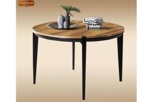 Стол обеденный Джебран массив - Мебельная фабрика «Лидер Массив»