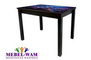 Стол обеденный Элегант Б с фотопечатью - Мебельная фабрика «Мебель Вам»