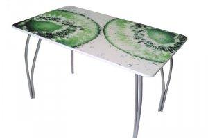 Стол обеденный фотопечать Киви в воде - Мебельная фабрика «Астера (ТМФ)»