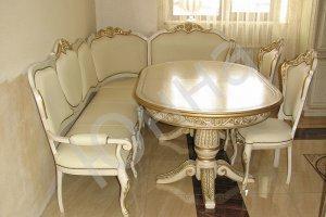 Стол обеденный и кухонный уголок Юнна-Феникс - Мебельная фабрика «ЮННА»