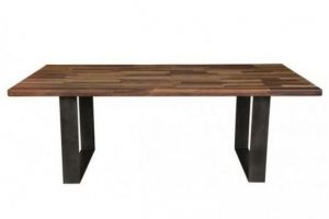 Стол деревянный обеденный Керри - Мебельная фабрика «WOODGE»