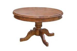 Стол обеденный круглый ICD013 - Мебельная фабрика «Кантри»