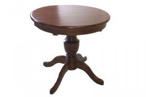 Стол обеденный круглый Муромец массив - Мебельная фабрика «ШиковМебель»