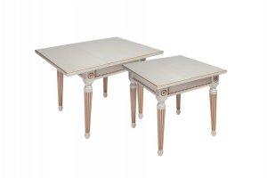 Стол обеденный ЛЕКС 5 прямоугольный - Мебельная фабрика «ТехКомПро»