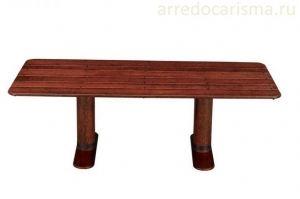 Стол обеденный MESSINA - Импортёр мебели «Arredo Carisma (Австралия)»