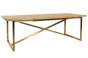 Стол деревянный  обеденный Мэтр - Мебельная фабрика «WOODGE»