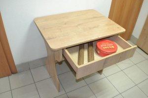 Стол обеденный Миссия с ящиком - Мебельная фабрика «Миссия»