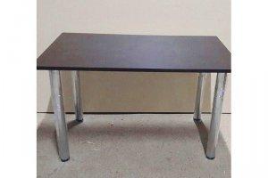 Стол обеденный на хром ногах - Мебельная фабрика «RNG»
