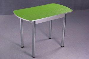 Стол обеденный на хромированных ножках (пластик) - Мебельная фабрика «Сафина»