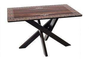 Стол обеденный нераздвижной Паук R 128 - Импортёр мебели «Angela Market»
