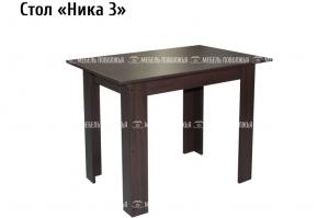Стол обеденный Ника 3 - Мебельная фабрика «Мебель Поволжья»