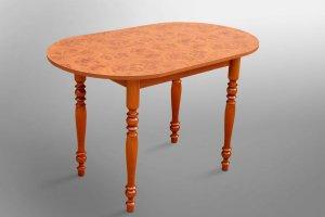 Стол обеденный ноги резные - Мебельная фабрика «Сафина»
