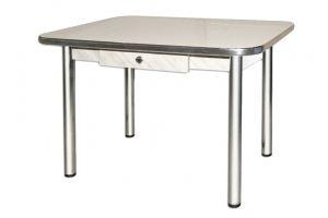 Стол обеденный Ода с ящиком - Мебельная фабрика «Эклат»