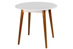 Стол обеденный Орион белый - Мебельная фабрика «Мебелик»