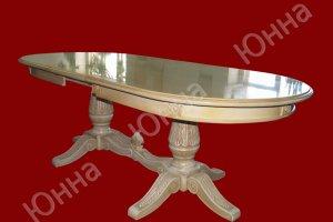 Стол обеденный овальный - Мебельная фабрика «ЮННА»
