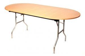 Стол обеденный овальный Дельта - Мебельная фабрика «СнабСервис»