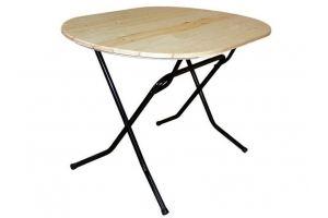 Стол обеденный овальный Ривьера - Мебельная фабрика «СнабСервис»