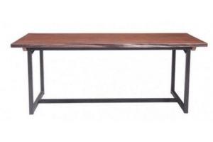 Стол деревянный обеденный Папиллион - Мебельная фабрика «WOODGE»