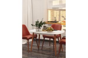 Стол обеденный Персей белый - Мебельная фабрика «Мебелик»