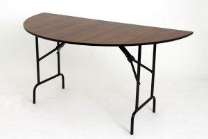 Стол обеденный полукруг Дельта - Мебельная фабрика «СнабСервис»