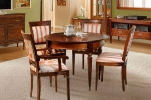 Стол обеденный Престиж 3 - Мебельная фабрика «Авангард»
