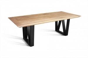 Стол деревянный обеденный Призма - Мебельная фабрика «WOODGE»