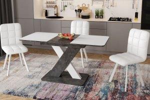 Стол обеденный раздвижной Люксембург - Мебельная фабрика «ТриЯ»