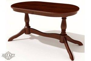 Стол обеденный Романс-21 - Мебельная фабрика «Логарт»