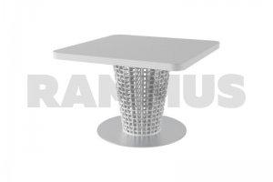 Стол обеденный Санторини - Мебельная фабрика «RAMMUS»