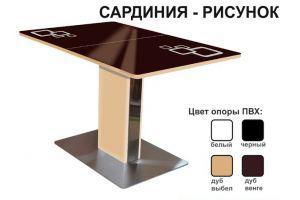 Стол обеденный Сардиния Рисунок - Мебельная фабрика «Аврора»