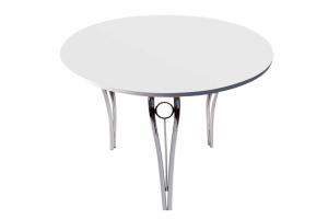 Стол обеденный Силуэт круглый - Мебельная фабрика «Эклат»