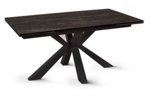 Стол обеденный SPARTA 160 - Импортёр мебели «AERO (Италия, Малайзия, Китай)»