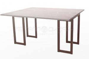 Стол обеденный Трансформер - Мебельная фабрика «Металлодизайн»