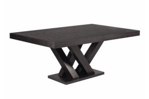 Стол деревянный обеденный Волс - Мебельная фабрика «WOODGE»