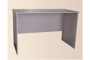 Стол офисный белый ЛДСП - Мебельная фабрика «Мартис Ком»