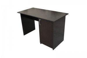 Стол офисный однотумбовый - Мебельная фабрика «КИНГ»